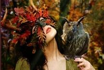 Fantasy goodness - O.O / by Stitch Witch Cottage