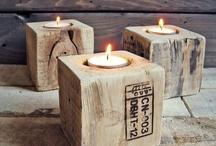 Candles - Ideas decorativas con velas
