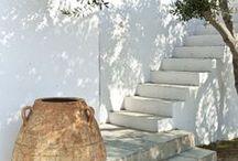 HOME:  Greek Goddess / Greek Homes / by Sophia Zisis-Hazinski