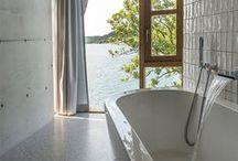 | bathrooms | / bathrooms design, tiles & tubs