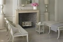 HOME:  Parlor / Classy ~ Classic ~ Greek Revival ~ Victorian - Art Nouveau  19th/20th Century / by Sophia Zisis-Hazinski