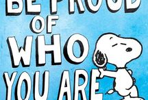 Snoopy Love / Peanuts, Snoopy, and Charles Schultz  / by Jana Butler