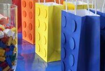 LEGO Birthday Party /  #CMYK Create Memories You Keep: Jack's 12th Birthday: LEGO!