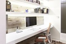HOME:  Cellar / Laundry - Office - Wrapping Station - Storage / by Sophia Zisis-Hazinski