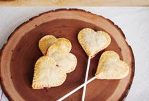 I heart you / Valentines Crafts and Baking
