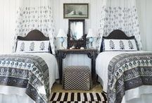 HOME:  Victorian Cottage / Upstairs Back 2 Bedrooms ~ Victorian ~ Cottagie - Flowery / by Sophia Zisis-Hazinski
