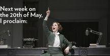 "Celebrating Eliza Doolittle Day / Celebrate Eliza Doolittle Day with 50% off the final weekend of MY FAIR LADY. Use promo ""DOOLITTLEDAY"" at lyricopera.org/myfairlady before it closes May 21!"