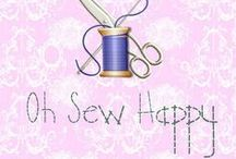 Sew Happy / by Char Laster