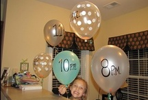 Party ideas / by Heather Bagley