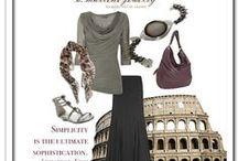 style sets / by d. Marlene jewelry