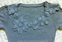 t-shirt make over / by Heather Bagley