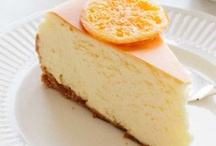 Dessert - Cheesecake / by Maria D Reina