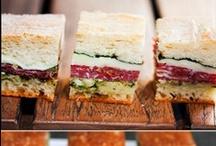 Snacks, Sandwiches, Mata Hambre / by Maria D Reina