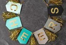 holidays & parties / by Lauren Webb