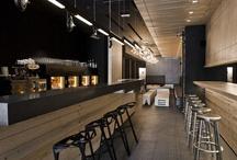 restaurants and bars / by Rita Lacasta