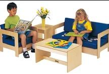 Classic Classroom Furniture - USA / American made classroom furniture. / by Davia Bailey