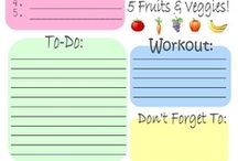 To do's / organize