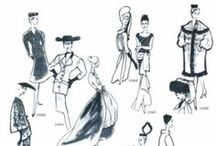 BALENCI-AGAGA / Cristobal Balenciaga: one of the few couturiers that just happened to be a master sculptor. Ole'. / by Jimmie Henslee
