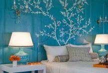 Master Bedroom /Bath/Vanity  / by Kristen Springer