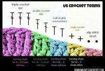 Crochet/Knitting / by Kathy Volker