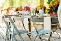An outdoor affaire / by Jen Rizzo
