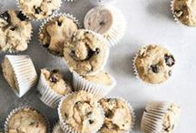 clean eating - baking, desserts, snacks / by Heather Bagley