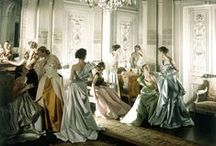 Charles James /  Respected by Balenciaga, James is one of America's few designers that could claim the mantel of a couturier. / by Jimmie Henslee