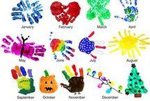 cute kid ideas - crafts / by Heather Bagley