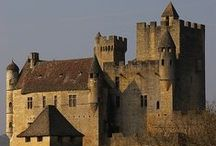 CASTLES / Castles restored and castles in ruin.. Save the castles!!! / by Davia Bailey