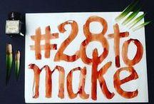 #28toMake / #28toMake