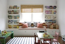 Kids rooms / by Lynne Smiley