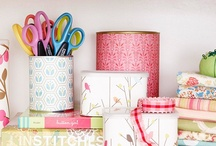 DIY and craft projects  / by Ana Emilia