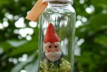 Gnomes and fairies / by Anne Dial