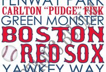 Boston Red Sox / My fav baseball team~
