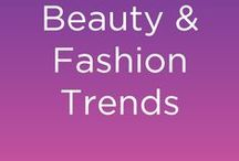 Beauty & Fashion Trends / The best of fashion week, our favorite runway trends, and more.