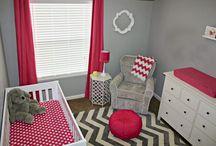 Nursery Ideas / by Jessica Craft