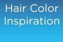 Hair Color Inspiration / The only inspiration you'll need to decide which color to dye your hair.
