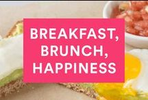 Breakfast and Brunch Recipes / Start your day off right with these energizing, healthy breakfast and brunch dishes. / by Greatist