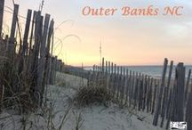 OBX Beach Vacation / If you are planning a trip to Carova, Corolla, Duck, Southern Shores, Kitty Hawk, Kill Devil Hills, Nags Head or South Nags Head...look here for the Best Deals and Beach Vacation tips on the Outer Banks! #BeachVacation #SunRealtyNC