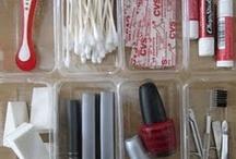Organization Ideas / by Krystyna Rosa