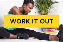 Workouts and Fitness Training / Up in the gym, just working on our fitness. / by Greatist