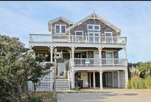 Nags Head NC Vacation Rentals / Example of some of Sun Realty's vacation rentals in NC