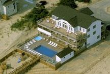 Carova NC Vacation Rentals / Some examples of Sun Realty Carova NC vacation rentals and vacation rentals on 4x4 beaches