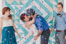Weddings Real Weddings / OnceUponaPaper™ onceuponapaper.net