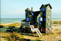 """The Inn at Rodanthe / The romance and history of Hatteras Island are waiting for you.The Inn at Rodanthe as it was named in the movie based on Nicholas Sparks popular novel, """"Nights In Rodanthe,"""" starring Richard Gere and Diane Lane, is the most famous home on Hatteras Island. Spring & Summer weeks are still available!"""