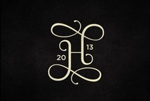 Monogram / If you like it, you should put a Monogram on it! / by Diana Heather