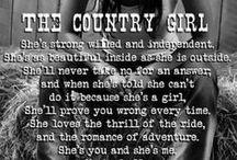 Cali Gone Country / by Lene Benavente