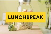 Healthy Lunch Ideas / Healthy lunch ideas and recipes that will make lunchtime your favorite time of day.