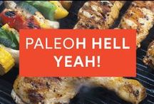 Paleo Diet / Healthy food and drink recipes for Paleo lovers / by Greatist