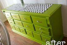 diy: furniture / by Kelly Dent